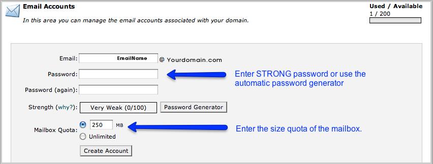 how to add sympatico e-mail accounts