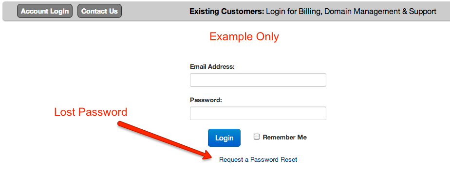 Account Portal - Knowledgebase - Lowesthosting com